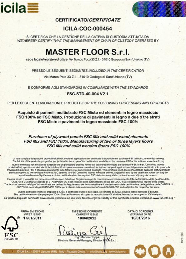 FSC Master Floor